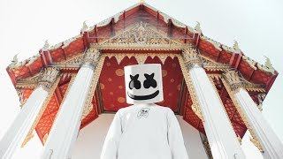 Marshmello finds Happiness In Thailand