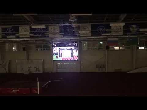 Светодиодный экран для крытого манежа, г. Ханты-Мансийск