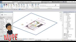REVIT HOW'S 02: PART 3 CORRECT WAY TO INSERT CAD FILE!!!