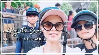 Hay it's Woo | Back To December