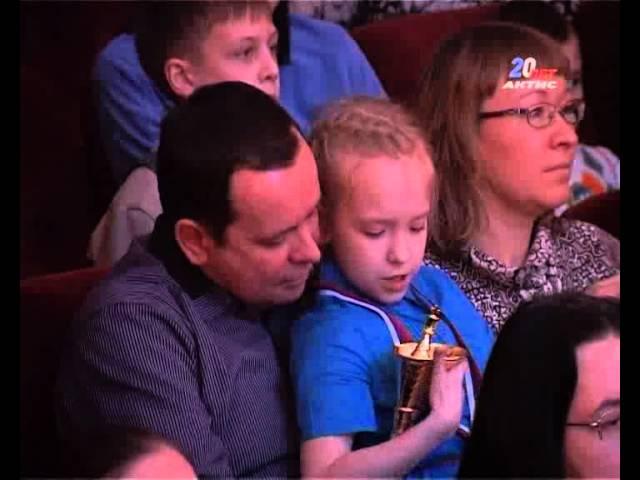 В Ангарске завершился этап Кубка России по детским шахматам