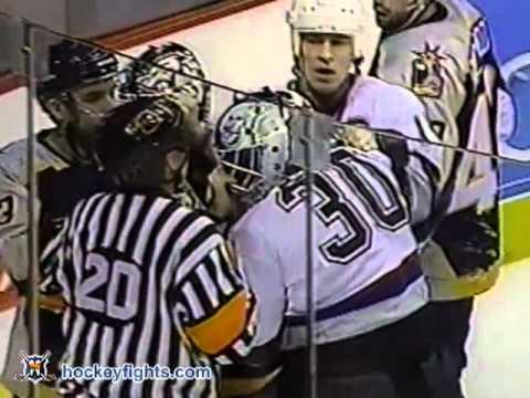Murray Baron vs. Bob Boughner