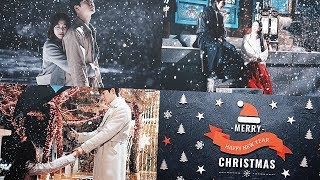 Asian drama mix || Новый год [Happy New Year 2019]