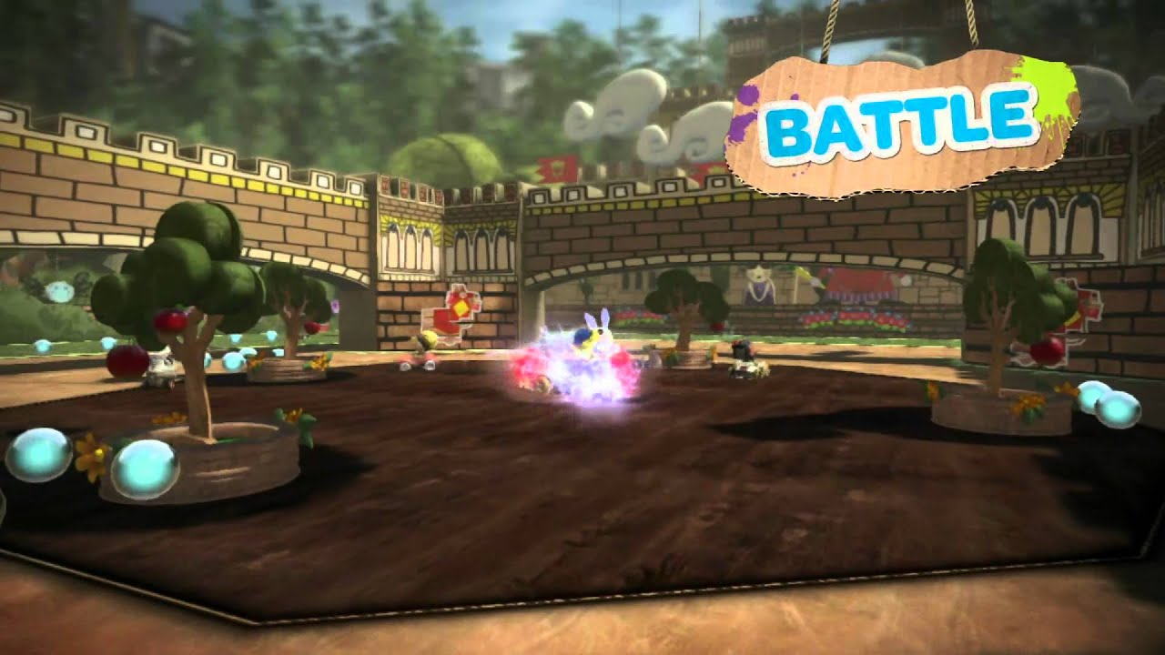 The LittleBigPlanet Karting Game We Didn't Ask For Actually Looks Good