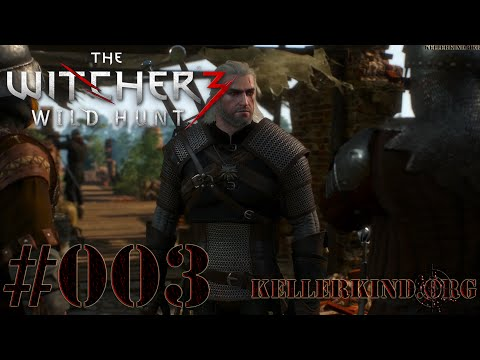 The Witcher 3 [HD|60FPS] #003 Die epische Pfannenquest ★ Let's Play The Witcher 3