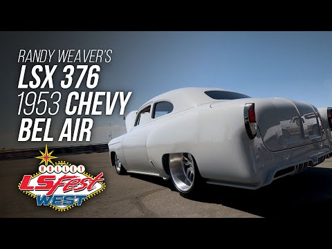 Weaver Customs 53 Chevy Bel Air