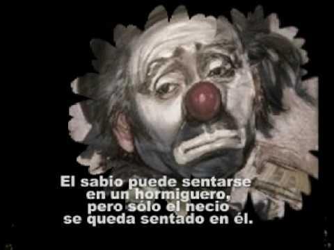 Politici en hij was maar een clown