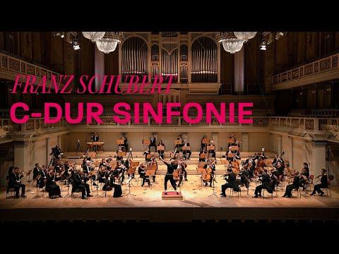 """Franz Schubert: """"Große"""" C-Dur Sinfonie D 944   Konzerthausorchester Berlin, Joana Mallwitz"""