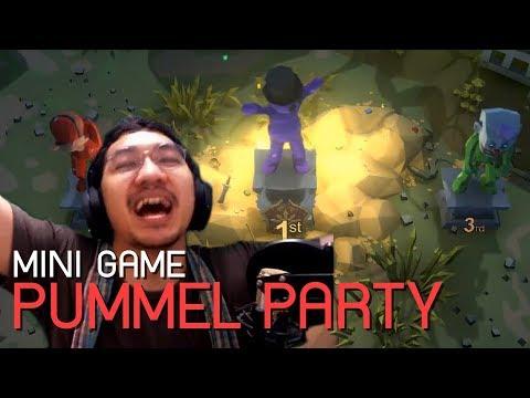 ง่ายจังวะ (Pummel Party: Mini Games)
