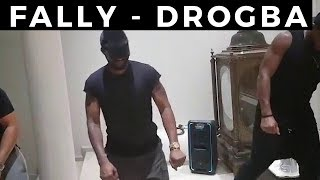Fally Ipupa new dance with Didier Drogba