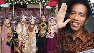 Jokowi Hadiri Pernikahan Anak Bejo, Mantan Sopir Pribadinya Semasa Menjabat Gubernur DKI