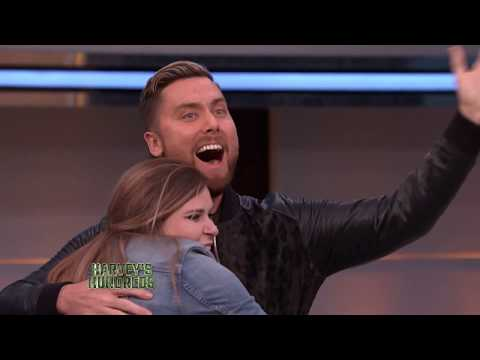 , title : 'Harvey's Hundreds with Lance Bass'