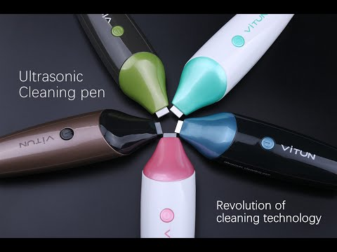ViTUN 2.0 Ultrasonic Cleaning Pen-GadgetAny
