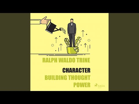 Character - Building Thought Power, Chapter 8.2 - Character - Building Thought Power (Unabridged)