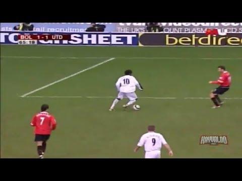 Jay Jay Okocha vs Manchester United (01 April 2006)