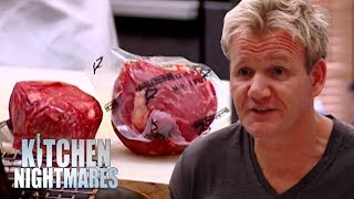 'Steakhouse' Only Has 2 Steaks on the Menu! | Kitchen Nightmares