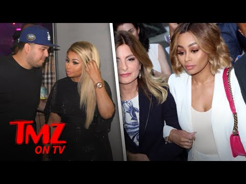 Blac Chyna and Rob Kardashian Are Now Fighting Over Jewelry | TMZ TV
