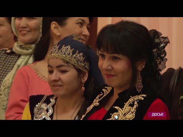 Ангарчане могут попробовать таджикские блюда