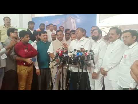 Hon. Minister Chandrakant Dada Patil reaction on Mahratha Reservation