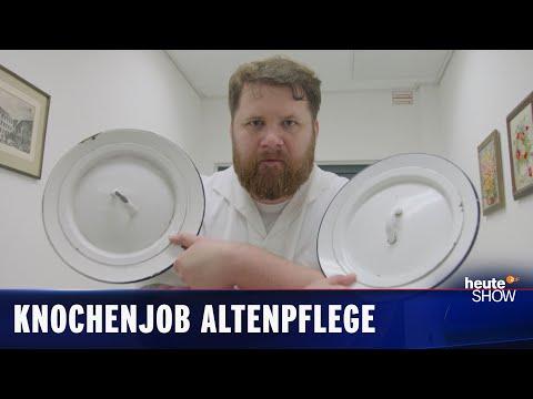 Pečovatelská krize - heute show