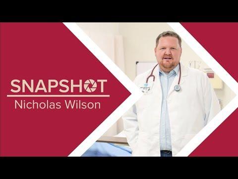 SNAPSHOT: Nicholas Wilson
