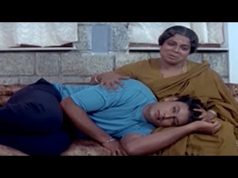 Darshan Express his Love Feelings with Mother | Best Emotional Scene of Laali Haadu Movie