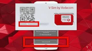 Vodacom | V by Vodacom V-App Setup