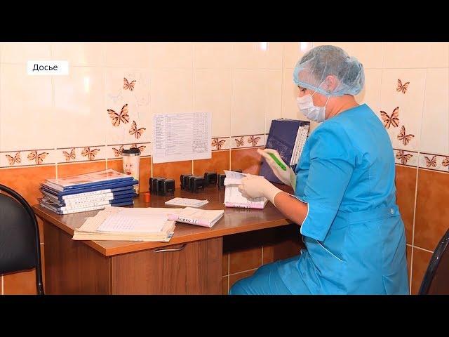 Полторы тысячи пациентов за неделю