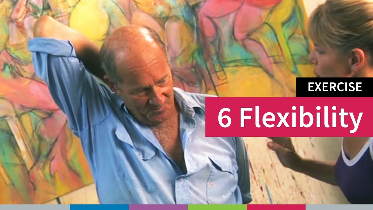 6 Flexibility Exercises for Older Adults