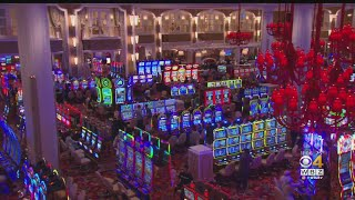 Encore Boston Harbor Reminds Opening Day Customers Of Las Vegas