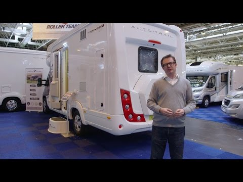 New Auto-Trail Tracker RS Review - Auto-Trail Motorhomes | Practical Motorhome