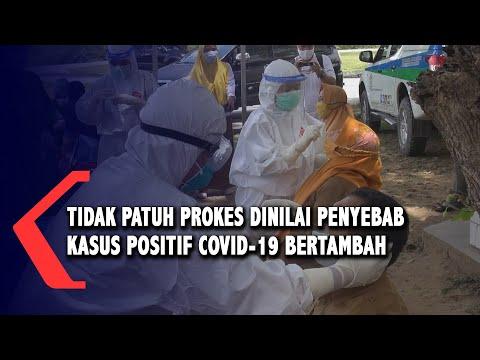 pasien otg tidak patuh prokes dinilai penyebab kasus covid- di gorontalo bertambah