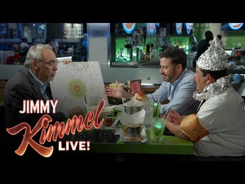 Jimmy Kimmel & Guillermo Prepare for Nuclear Attack