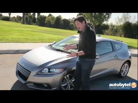 2012 Honda CR-Z Test Drive & Hybrid Car Review