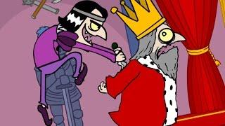 KILLING THE KING! | Murder (Flash Game)