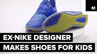 Ex-Nike Designer Created a Shoe to Turn Kids into IRL Super Heroes