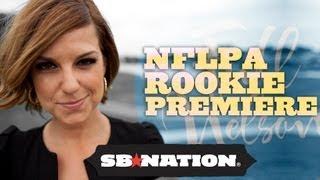 NFLPA Rookie Premiere: Amy & Dan Tackle LA - Full Nelson thumbnail