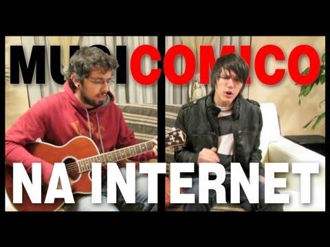 Música Na internet