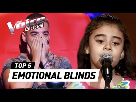 The Voice Kids | MOST EMOTIONAL Blind Auditions