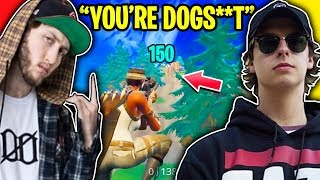 FaZe Banks & Cizzorz Play Duos in Fortnite Battle Royale