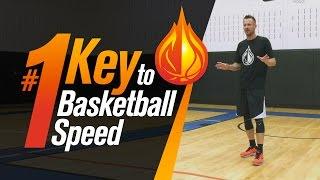 #1 Key To Basketball Speed with Coach Alan Stein