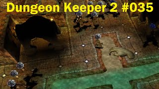 preview picture of video 'Dungeon Keeper 2 [HD] #035 - Vampir Armee - Let´s play Dungeon Keeper 2'