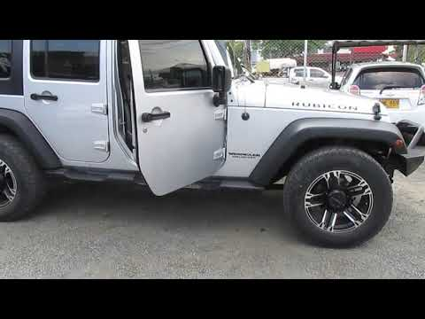 Jeep Rubicon 2008 - $64.000.000
