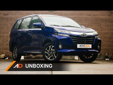 2019 Toyota Avanza 1.5 G AT - AutoDeal Unboxing