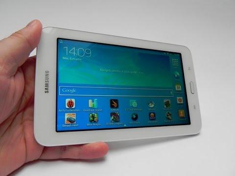 Samsung Galaxy Tab 3 Lite SM-T110 обзор