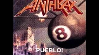 Anthrax - Alpha Male - Subtitulado
