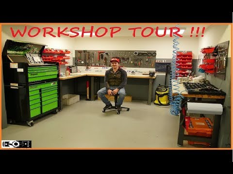 Workshop Tour and Tools review l Subi-Performance
