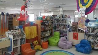 ספרייה בתחפושת - פורים שמח!(1 סרטונים)