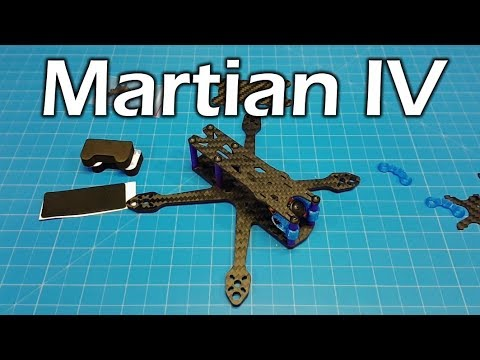 Realacc Martian IV Frame Review