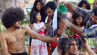 Uppum Mulakum│വീടുശുചീകരണം,മുടിയനെ കുളിപ്പിക്കുന്നു | Flowers│EP# 479